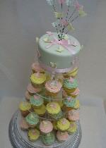 Butterfly Cupcakes  Ref SD025