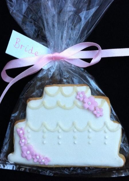 Wedding Cake Wedding Favour