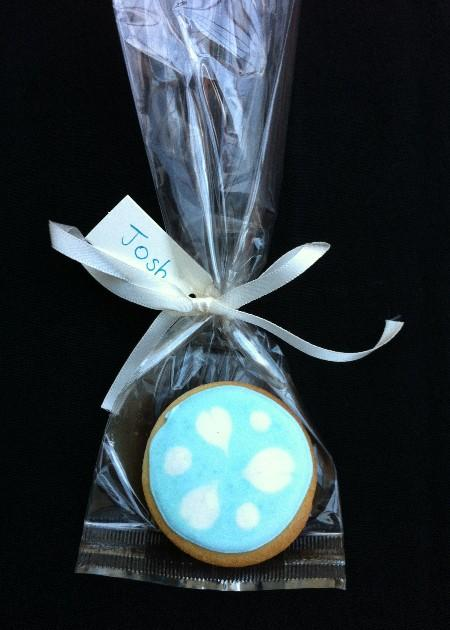 Round Cookie Favour