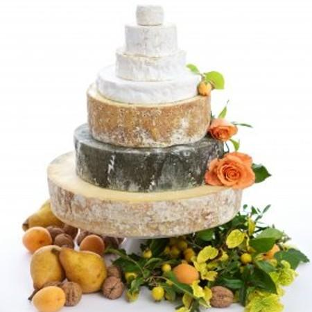 Guernsey Wedding Cheese Cake Ref CC6