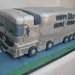 Corporate Cakes handmade in Gloucestershire
