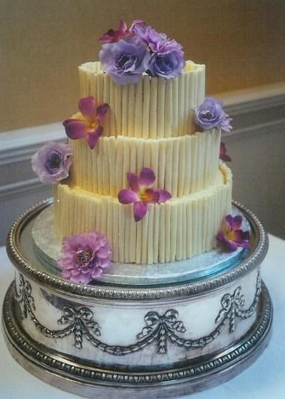 Special Offer Chocolate Wedding Cake �209